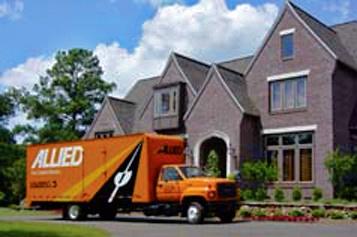 Residential Moving Van in Laramie, WY