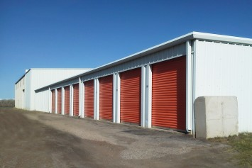 Laramie Wyoming Storage Bay Units