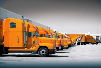 Wyoming Regional Commercial Trucking Fleet
