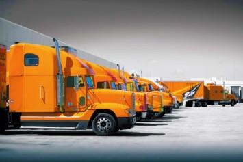 Wyoming Regional Commercial Trucking Fleet
