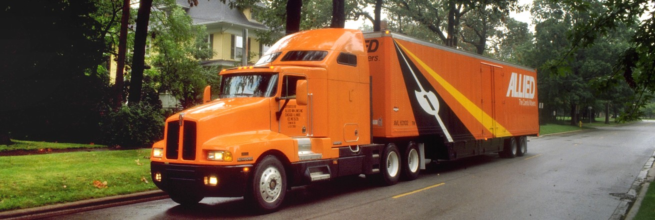 Household Moving Truck